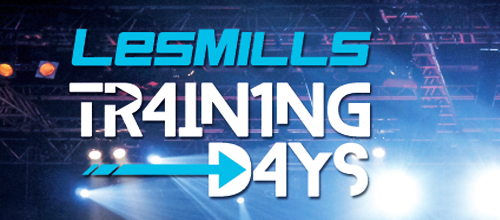 Les Mills Training Day!